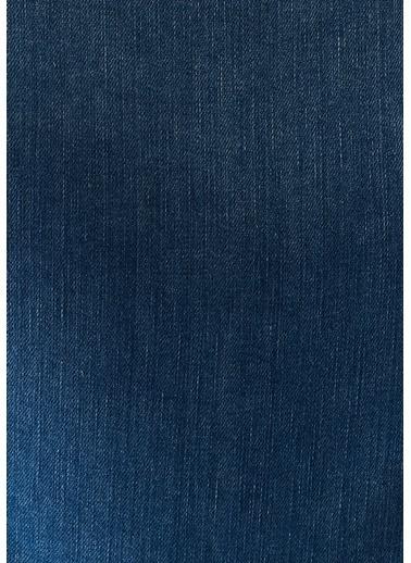 Mavi Daphne 90 S Eskitilmiş  Jean Ceket İndigo